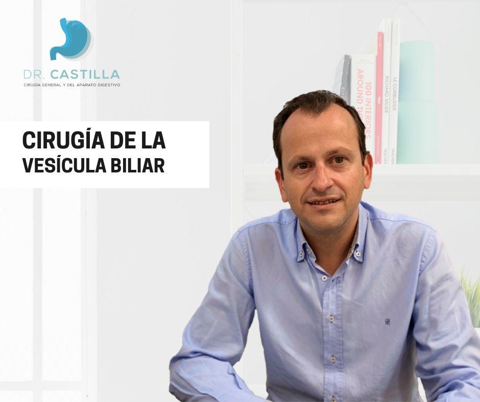 Cirugía de la vesícula biliar en Córdoba